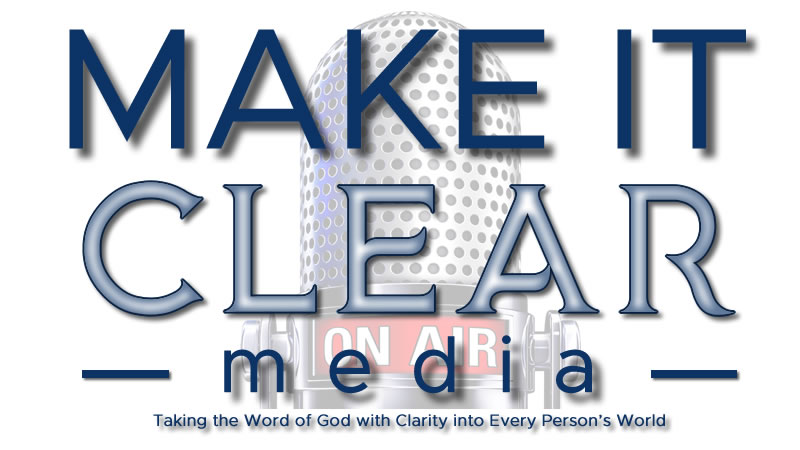 Make It Clear Media Website