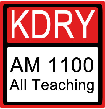 AM 1100 All Teaching KDRY